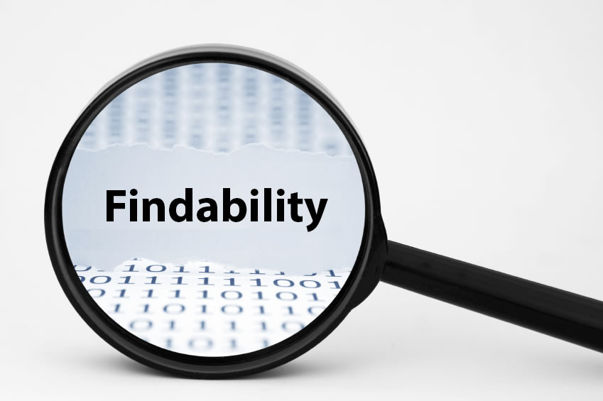 findability